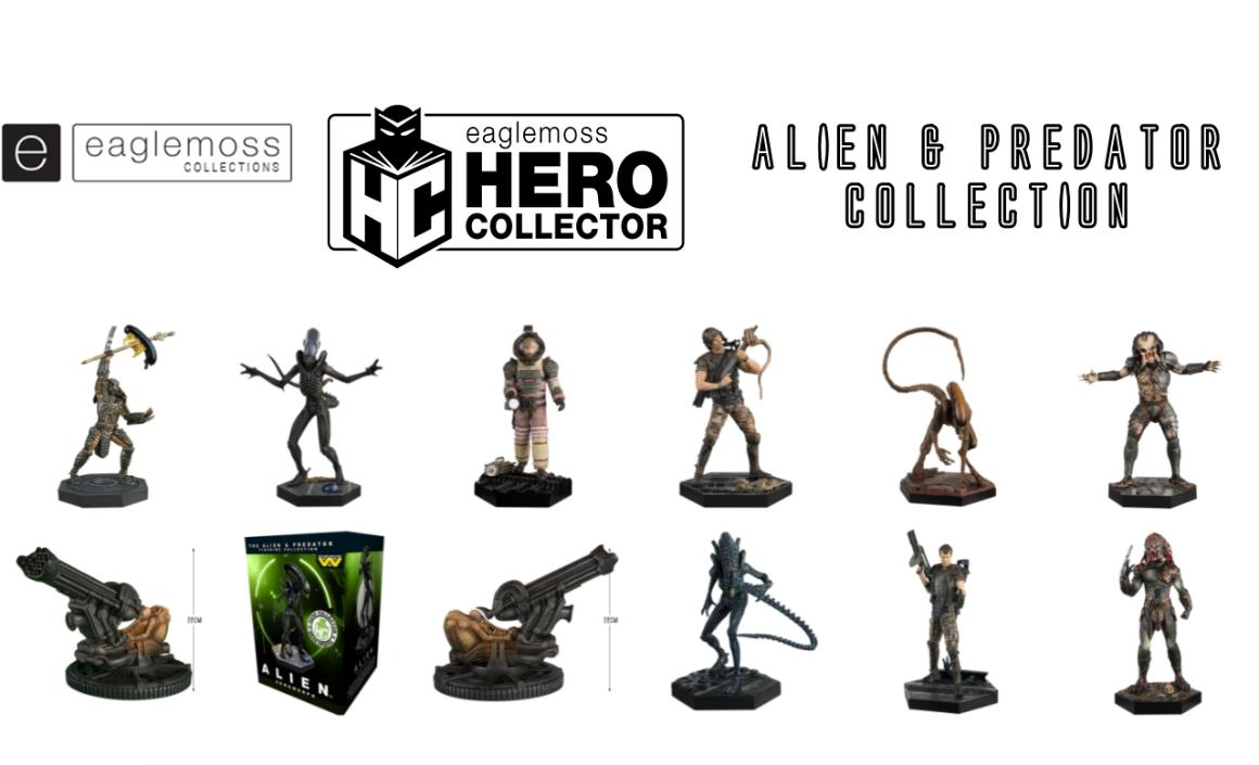 Alien & Predator Collection Eaglemoss