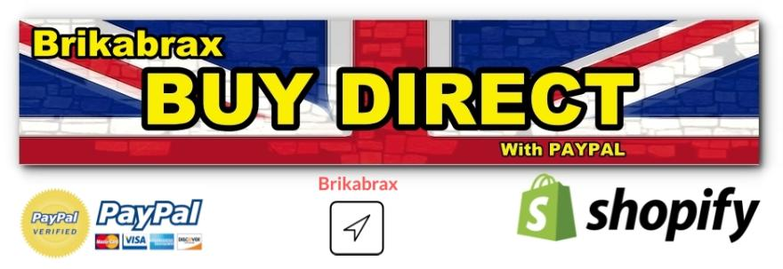 Buy Direct From Brikabrax.com