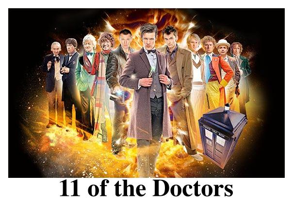 11 of the Doctors